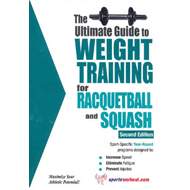 Produktbilde for Ultimate Guide to Weight Training for Racquetball & Squash (BOK)