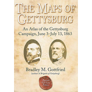 The Maps of Gettysburg: An Atlas of the Gettysburg Campaign, June 3-July 13, 1863 (BOK)