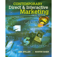 Contemporary Direct and Interactive Marketing (BOK)