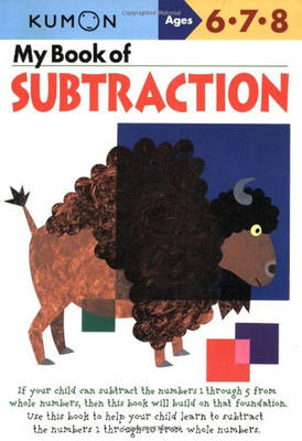 My Book of Subtraction (BOK)