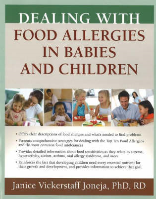 Dealing with Food Allergies in Babies and Children (BOK)