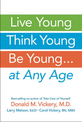 Live Young, Think Young, be Young (BOK)