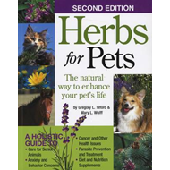 Herbs for Pets: The Natural Way to Enhance Your Pet's Life (BOK)