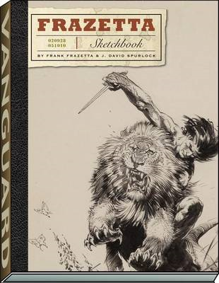 The Frazetta Sketchbook (BOK)