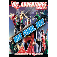 DC Adventures RPG: Universe (BOK)