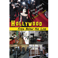 HOLLYWOOD From Below the Line (BOK)