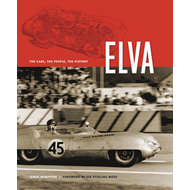 Elva: The Cars, the People, the History (BOK)