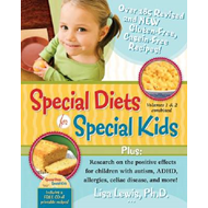Special Diets for Special Kids: Volumes 1 and 2 Combined (BOK)