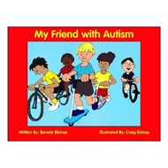 My Friend with Autism: Enhanced Edition with Free CD of Coloring Pages (BOK)