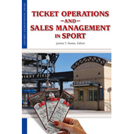 Ticket Operations & Sales Management in Sport (BOK)