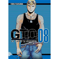 GTO: Vol. 8: 14 Days in Shonan (BOK)