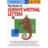 My Book of Cursive Writing Lowercase Letters (BOK)