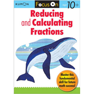Focus On Reducing And Calculating Fractions (BOK)