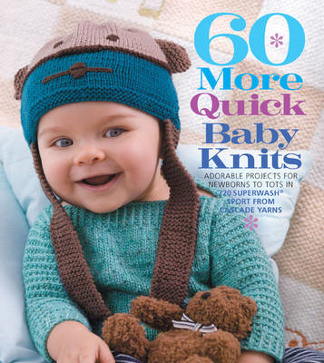 60 More Quick Baby Knits (BOK)