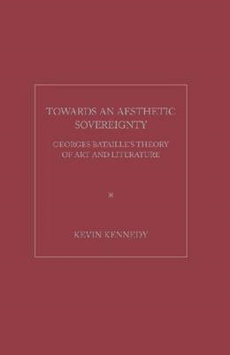 Towards an Aesthetic Sovereignty (BOK)
