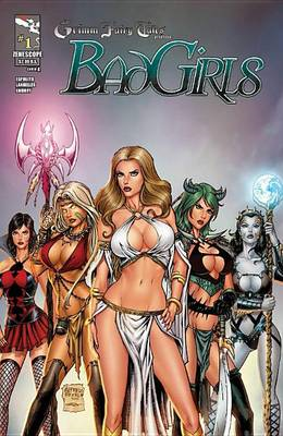 Grimm Fairy Tales Bad Girls (BOK)
