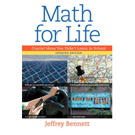 Math for Life (BOK)