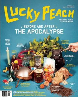 Lucky Peach, Issue 6 (BOK)