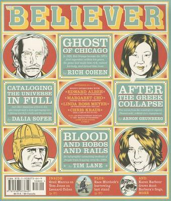 The Believer, Issue 101 (BOK)
