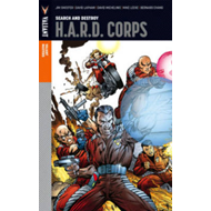 Valiant Masters: Volume 1: H.A.R.D. Corps (BOK)