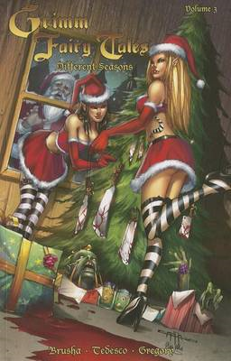 Grimm Fairy Tales: Different Seasons (BOK)