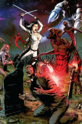 Grimm Fairy Tales Presents: Zombies and Demons (BOK)