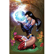 Grimm Fairy Tales Cover Art Book (BOK)