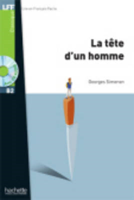 La Tete D'UN Homme - Livre & CD Audio MP3 (BOK)