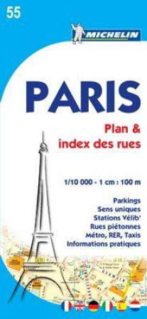 Paris Plus Pratique: 2010 (BOK)