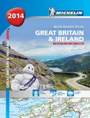 Great Britain and Ireland: 2014 (BOK)