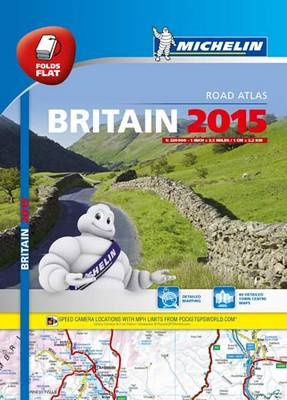 Britain 2015 multiflex atlas (BOK)