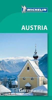 Green Guide Austria 2016 (BOK)