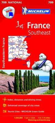 Southeast France Map 2015 (BOK)