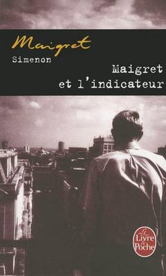 Maigret Et l'Indicateur (BOK)