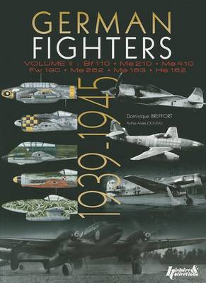 German Fighters Vol. 2 (BOK)