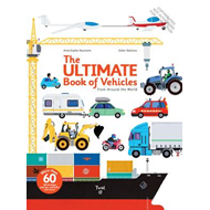 Ultimate Book of Vehicles (BOK)