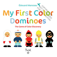 My First Color Dominoes (BOK)