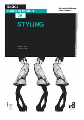 Basics Fashion Design 08: Styling (BOK)