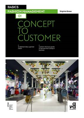 Basics Fashion Management 01: Concept to Customer (BOK)