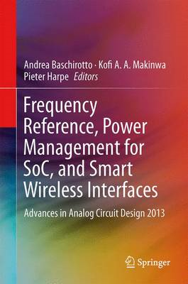 Frequency References, Power Management for SoC, and Smart Wi (BOK)
