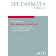 Foreignness Negotiated (BOK)