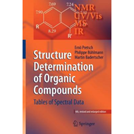Structure Determination of Organic Compounds (BOK)
