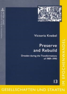 Preserve and Rebuild (BOK)