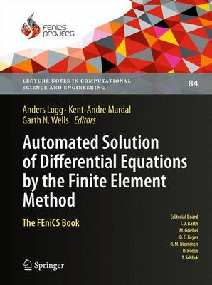 Automated Solution of Differential Equations by the Finite E (BOK)