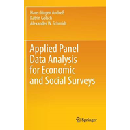 Applied Panel Data Analysis for Economic and Social Surveys (BOK)