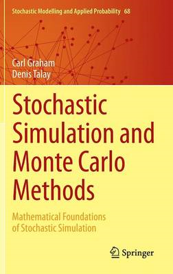 Stochastic Simulation and Monte Carlo Methods (BOK)
