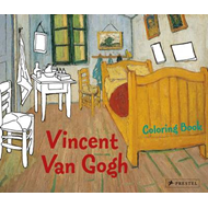 Produktbilde for Vincent Van Gogh: Coloring Book (BOK)