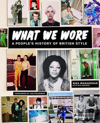 What We Wore (BOK)