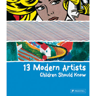 Produktbilde for 13 Modern Artists Children Should Know (BOK)