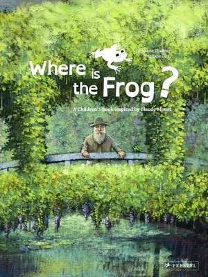 Where is the Frog? (BOK)
